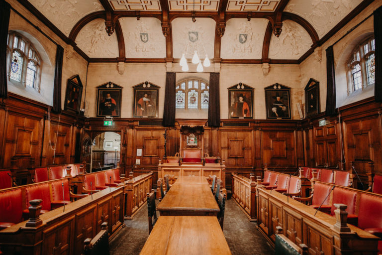 Oth Council Chamber