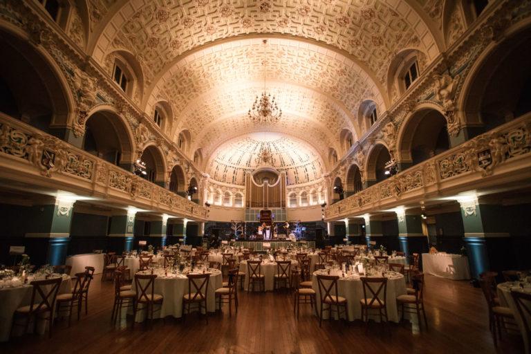 Oth The Main Hall Wedding